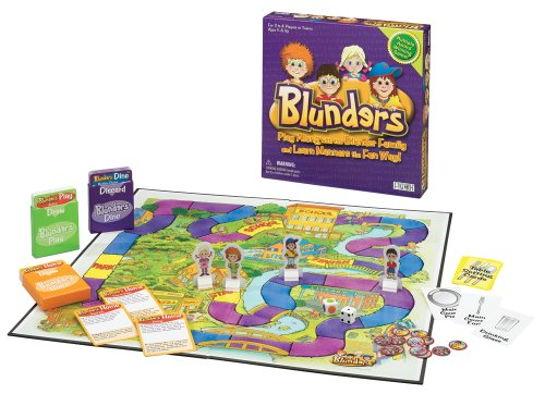 Patch Products Blunders Board Game