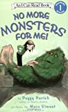 img - for No More Monsters for Me! (I Can Read Book 1) book / textbook / text book
