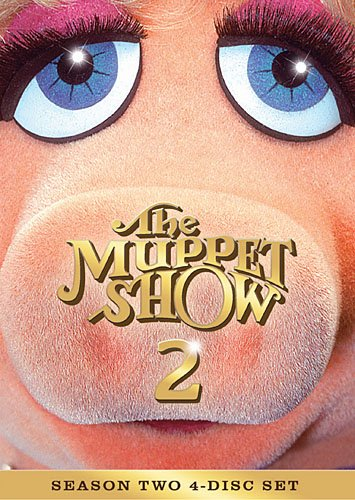 DVD : The Muppet Show: Season Two (Special Edition, Boxed Set, Repackaged, 4 Disc)