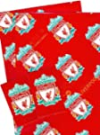 Liverpool F.C. 2 Sheets Wrapping Pape...