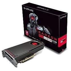 SAPPHIRE RADEON RX 480 8GB GDDR5 PCI-E HDMI/TRIPLE DP (UEFI) GRAPHIC CARD