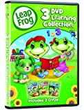Leapfrog Learning Collection: Volume 3 - Triple Feature (3-Disc DVD)