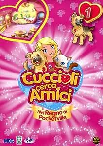 Cuccioli Cerca Amici #01 (Dvd+Stickers)