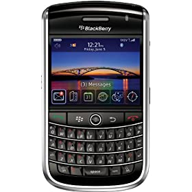 BlackBerry Tour 9630 Phone, Black (Verizon Wireless)