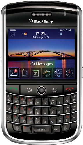 BlackBerry Tour 9630, Black (Verizon Wireless)