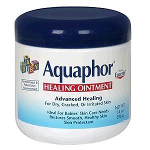 Eucerin Aquaphor Healing Ointment, 14 Oz (396 G)