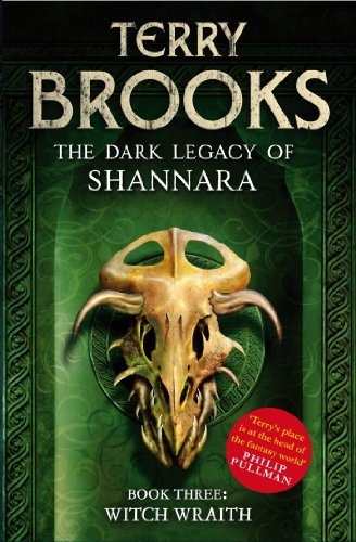 Witch wraith book 3 of the dark legacy of shannara ebook terry witch wraith book 3 of the dark legacy of shannara ebook terry brooks amazon kindle store fandeluxe Choice Image