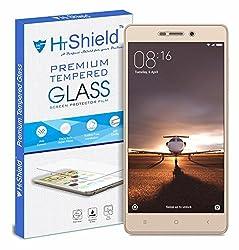 HTShield [2.5D Round Edge] Premium Tempered Glass For Xiaomi Redmi 3S Prime / Xiaomi Redmi 3S (5.0