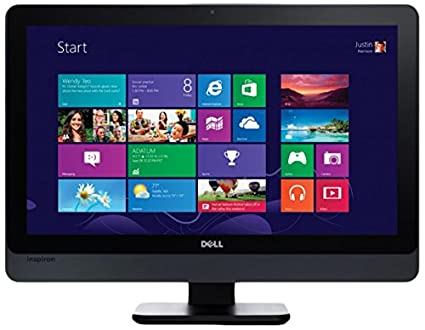 Dell Inspiron One 23 5348 (4th Gen Ci5/ 8GB/ 1TB/ Win8.1/ Touch) All-in-One Desktop