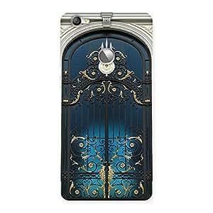 Premium Royal Door Print Back Case Cover for LeTV Le 1s