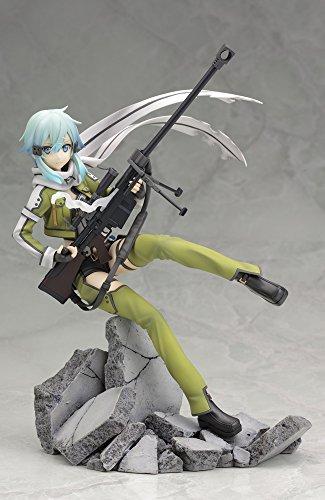 ソードアート・オンラインII シノン -Phantom Bullet- (1/8スケール PVC塗装済み完成品)
