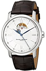 Baume & Mercier Men's 8688 Classima Executives Automatic Silver Dial Watch