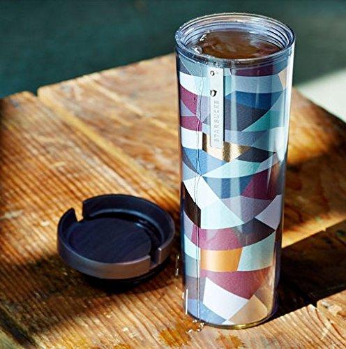 Starbucks Acrylic Mosaic Tumbler