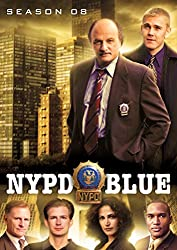 Nypd Blue: Season 8 [Import]