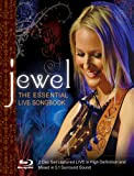 Cover art for  Jewel: The Essential Live Songbook [Blu-ray]