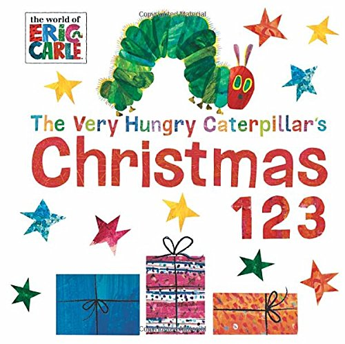 The Very Hungry Caterpillar's Christmas 123 JungleDealsBlog.com