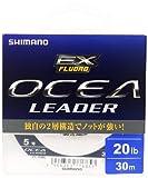 シマノ ライン オシアリーダー EXフロロ CL-O26L 30m 20lb 5号