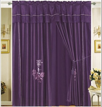 Purple Velvet Drapes Purple Velvet Purple Velvet Drapes Canopy Netting For Beds