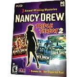 Nancy Drew Triple Threat 2 - Standard Edition