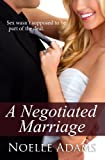 img - for A Negotiated Marriage book / textbook / text book