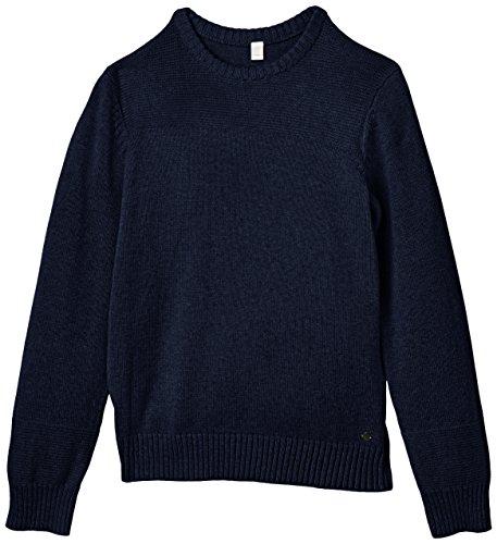 ESPRIT - 085EE6I001, Maglione per bambini e ragazzi, blu (navy), 10 anni (Taglia produttore:  S)