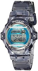 Casio Baby-G Digital Green Dial Womens Watch - BG-169R-8BDR
