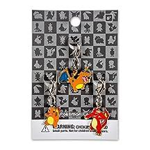 Charmander Charmeleon Charizard Pokémon Minis (Evo 3 Pack)