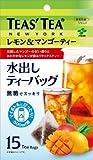 伊藤園 TEAS'TEA 水出しティーバッグ レモン&マンゴーティー 15袋