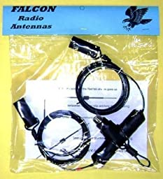 Falcon 2400 Watt 11 Meter Dipole Cb Radio Base Station Antenna