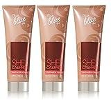 Set of 3 True Blue Spa Shea Cashmere Shower Cream 8 Oz/236 Ml