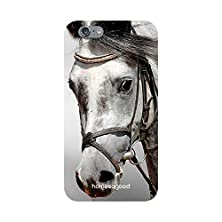 buy Homesogood Adorable Horse Grey 3D Mobile Case For Iphone 6 (Back Cover)