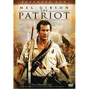 Amazon.com: THE PATRIOT (Extended Cut): Mel Gibson, Heath Ledger ...