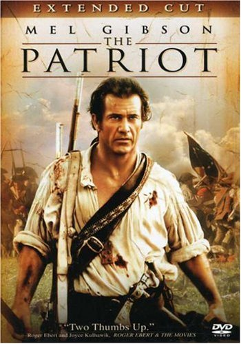 Cover art for  The Patriot (Extended Cut)