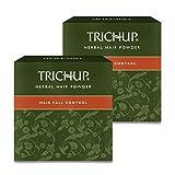 Trichup Hair Fall Control Herbal Hair Powder (120g x 2) (Pack of 2)