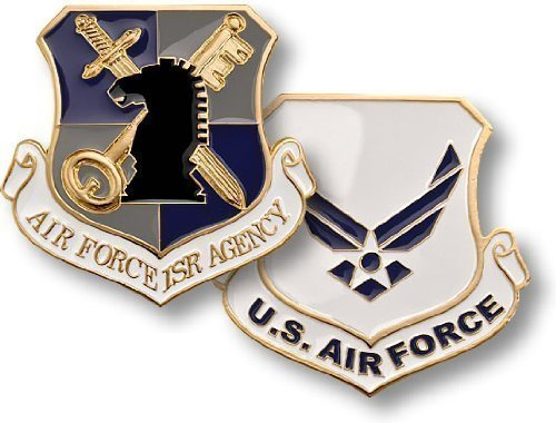 Air Force ISR Agency Challenge Coin - 1