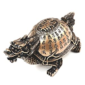 DRAGON TORTUE - Animal FENG SHUI - Réussite, Protection et Succès 51TiZdXknlL._SL500_AA300_