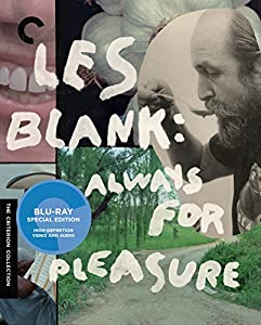 Les Blank: Always for Pleasure [Blu-ray]