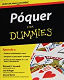 img - for Poquer para dummies (Spanish Edition) by Richard Harroch (2010-11-15) book / textbook / text book