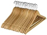 Kleiderbügel-Set Holz 20tlg. - Preisverlauf