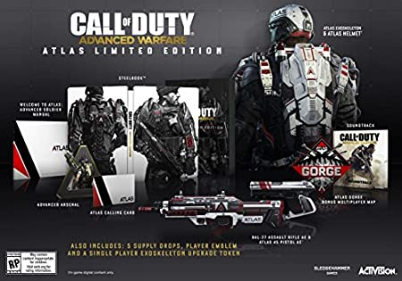 Call of Duty: Advanced Warfare Atlas Limited Edition - Xbox 360