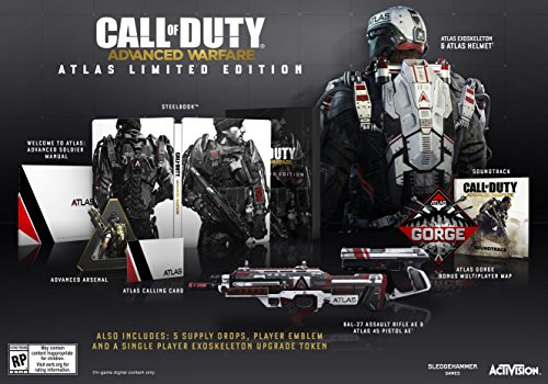 Call of Duty: Advanced Warfare Atlas Limited Edition – Xbox One image