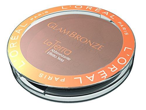 L'Oréal Make Up Designer Paris Glam Bronze Maxi Terra, 01 Portofino