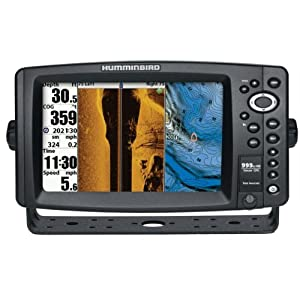 Humminbird 409190-1 999C HD SI GPS and Sonar Combo Fish-Finder by Humminbird
