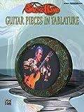 Steve Howe Guitar Pieces In Tablature Authentic Guitar Tab Edition by Howe, Steve (1999) Sheet music