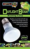 REPTILEPRO DAYLIGHT BEAM BASKING SPOT LAMP HEAT REPTILE BULB GLO REPTI SUN LIGHT (RTT033 DAY BASKING 50W)