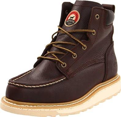 Amazon Com Irish Setter Men S 83605 6 Quot Work Boot Shoes