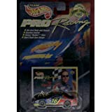 Hot Wheels 1997 1st Edition Ted Musgrave Short Track Pro Racing 1:64 Scale