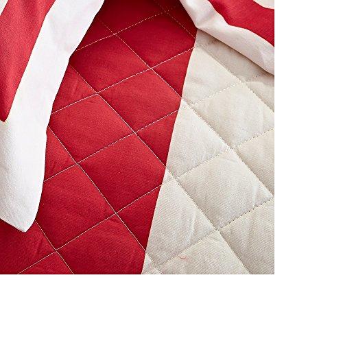 Фото Brandream Queen Size Designer American Flag Quilted Bedding Set Elegant Teen Boys Girls Comforter Bedding Sets