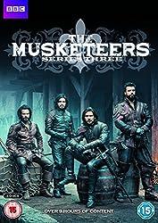 Musketeers - Series 3 [DVD]