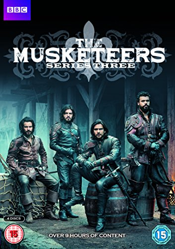 musketeers-series-3-dvd